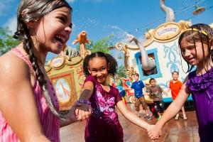 Casey Jr. Splash 'n Soak Station - Disney Press Photo