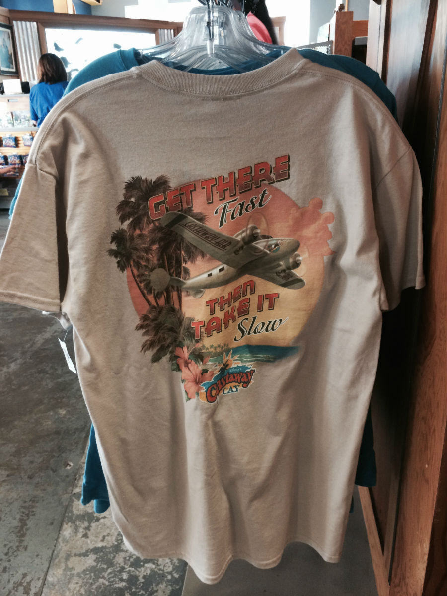 August 2014 Photo Report of the Disney Outlet Store