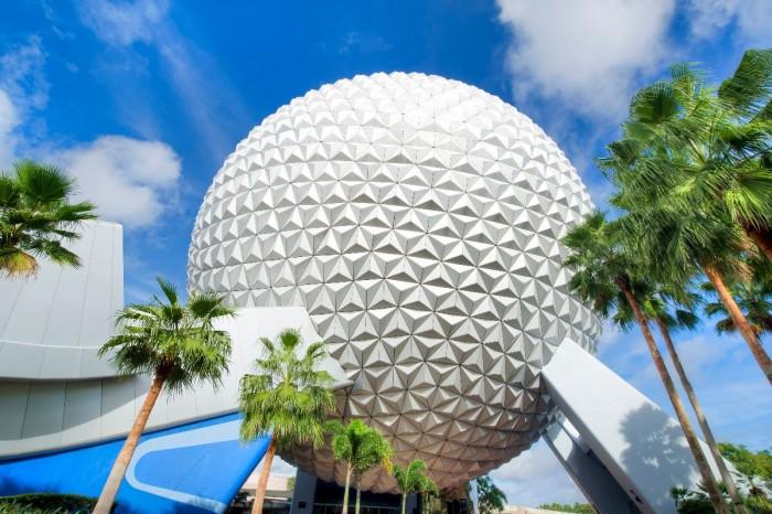 Spaceship Earth!