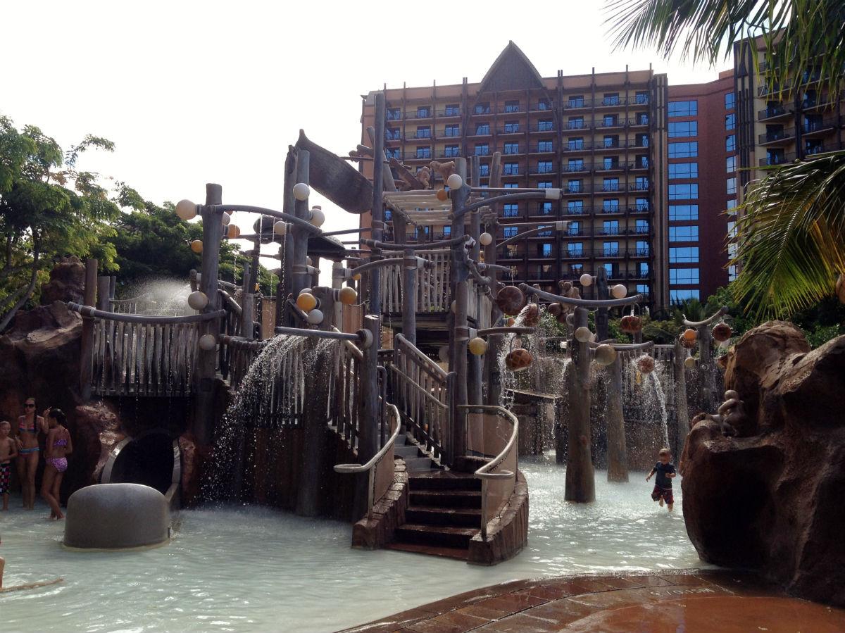 Cabanas Casabellas And More At Disney S Aulani