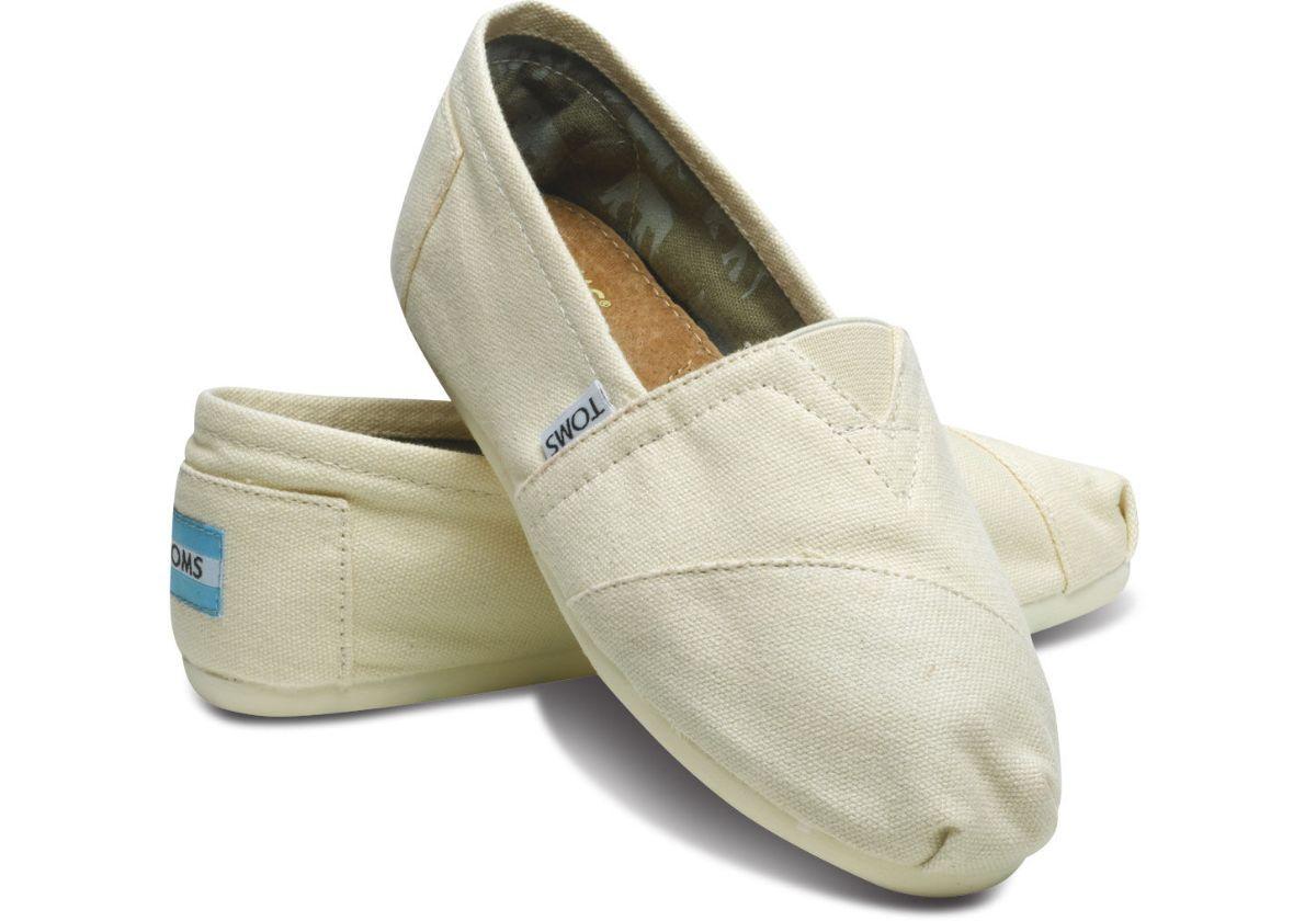 Mens Wide Burlap Shoes