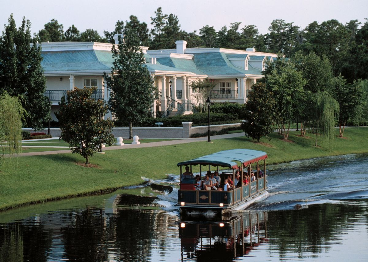 Port Orleans Riverside Royal Room Review Touringplans