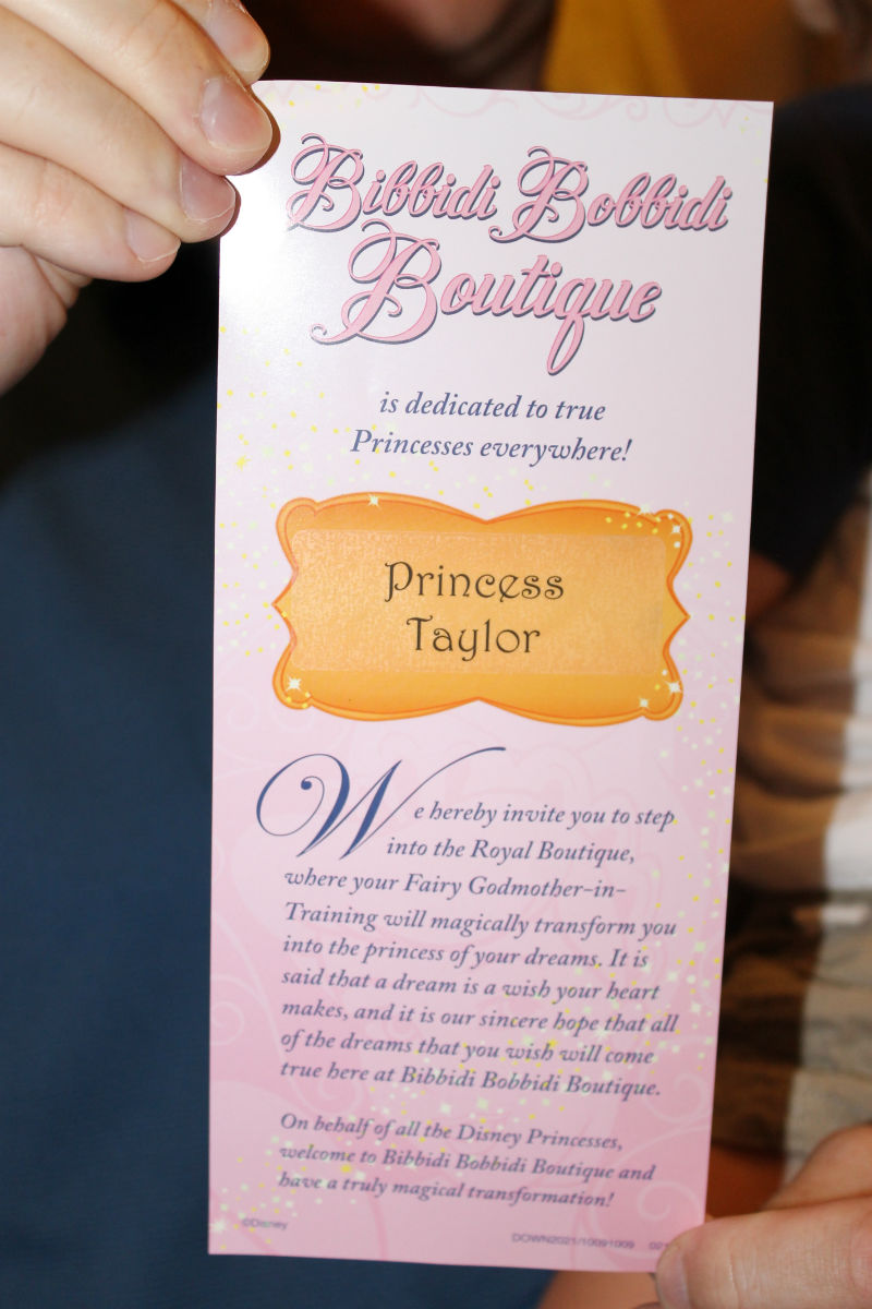 Disney World Bibbidi Bobbidi Boutique Touringplans Com Blog