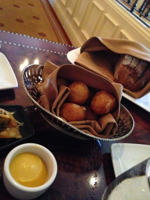 Carthay Signature Fried Biscuits - Carthay Circle - Natalie Reinert