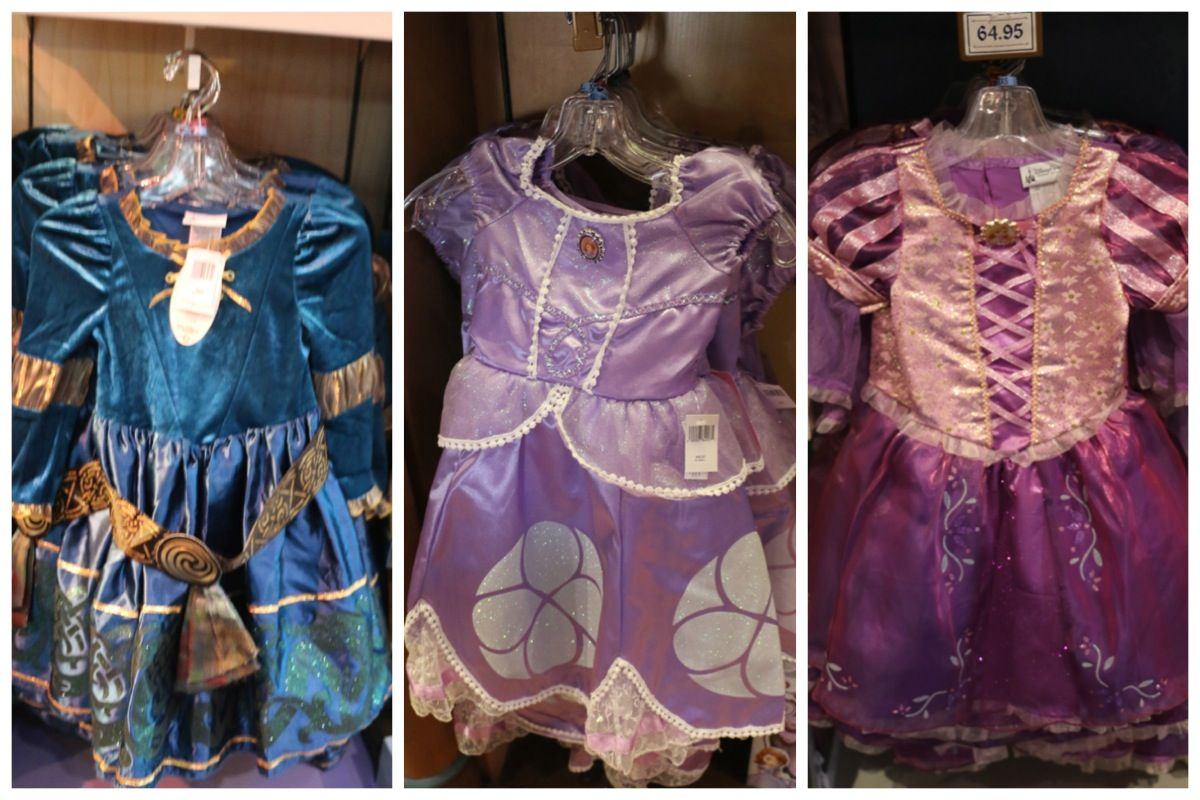 Disney Princess Dress (and other Costume) FAQ - TouringPlans.com Blog