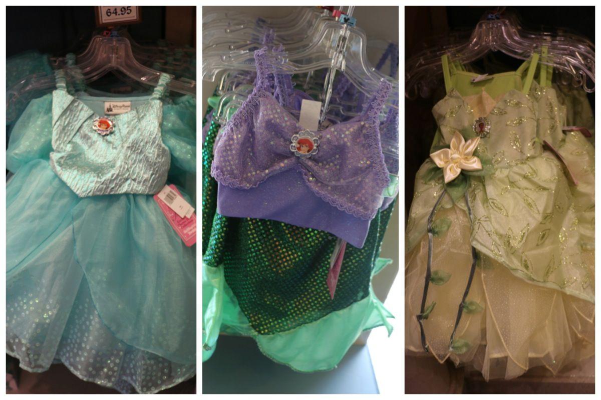 Disney Princess Dress (and other Costume) FAQ - TouringPlans.com ...