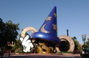Sorcerer's Hat at Disney's Hollywood Studios