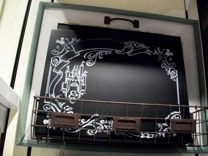 Marketplace Co-Op Chalkboard