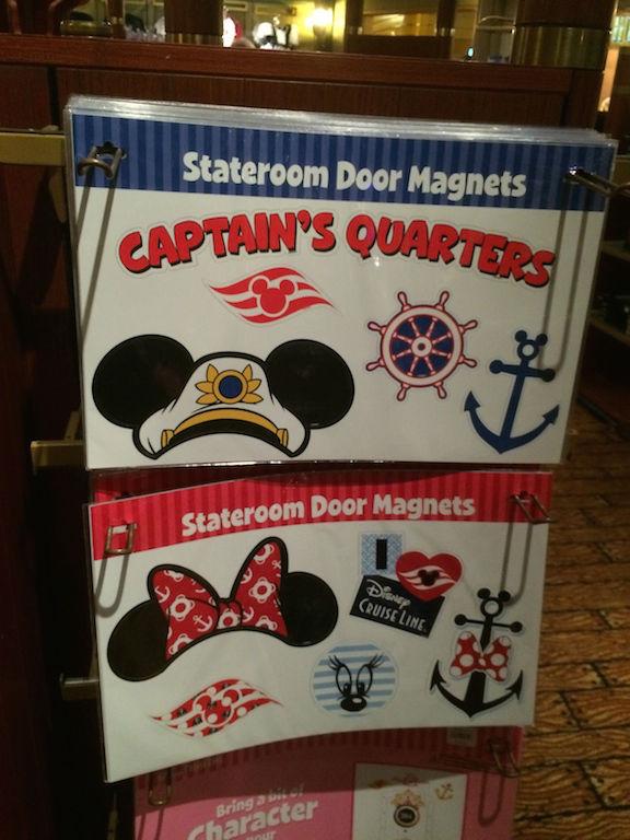Disney Cruise Line Merchandise