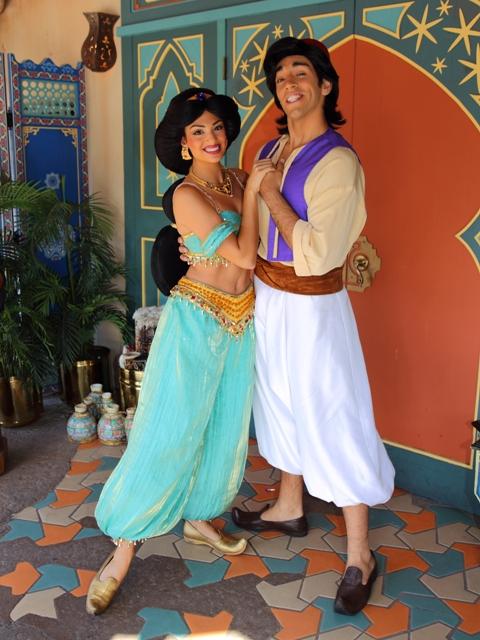 Character Spotting At The Magic Kingdom Touringplans Com