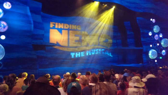 Finding Nemo The Musical appeals to a broad audience.