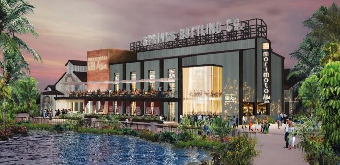 New Morimoto Asia Restaurant to Open in Disney Springs at Walt Disney World Resort