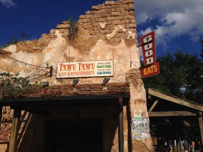 pescetarian Disney World
