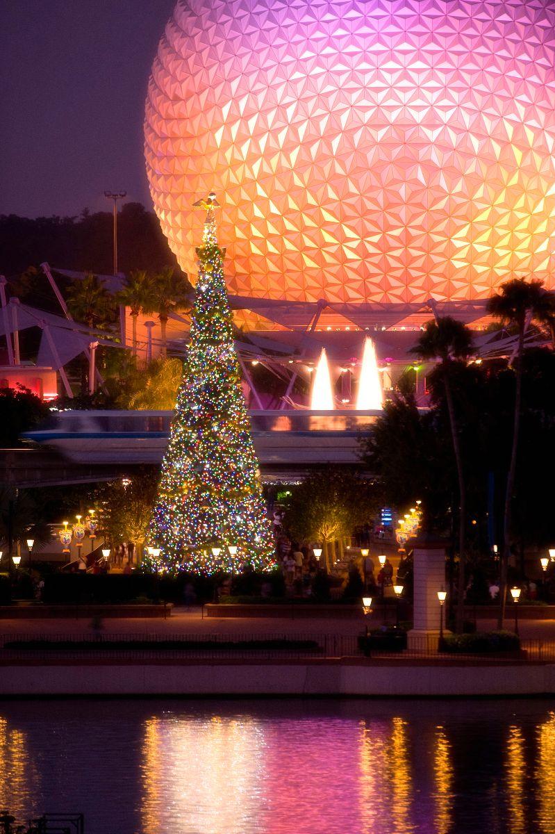 Disney world christmas decorations 2014 -  Disney
