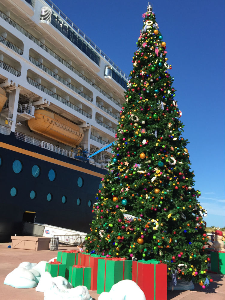 Thanksgiving On The Disney Wonder And Castaway Cay