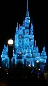 Cinderella's Castle - Frozen