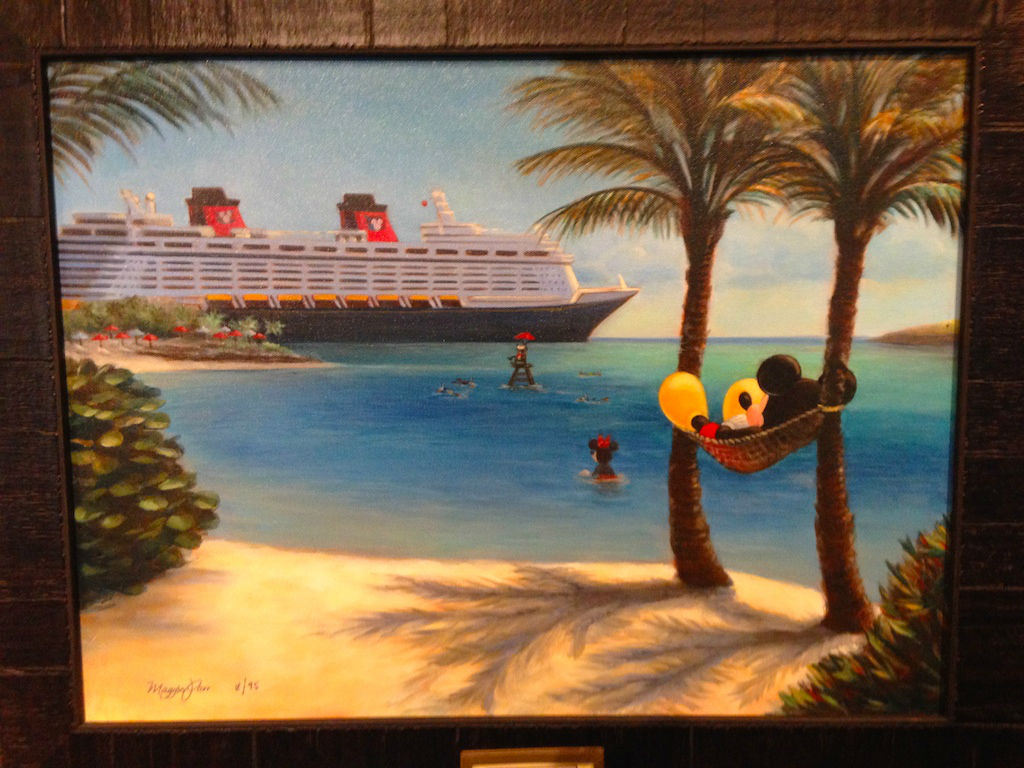 SATURDAY SIX: Six Surprises Of The Disney Cruise Line
