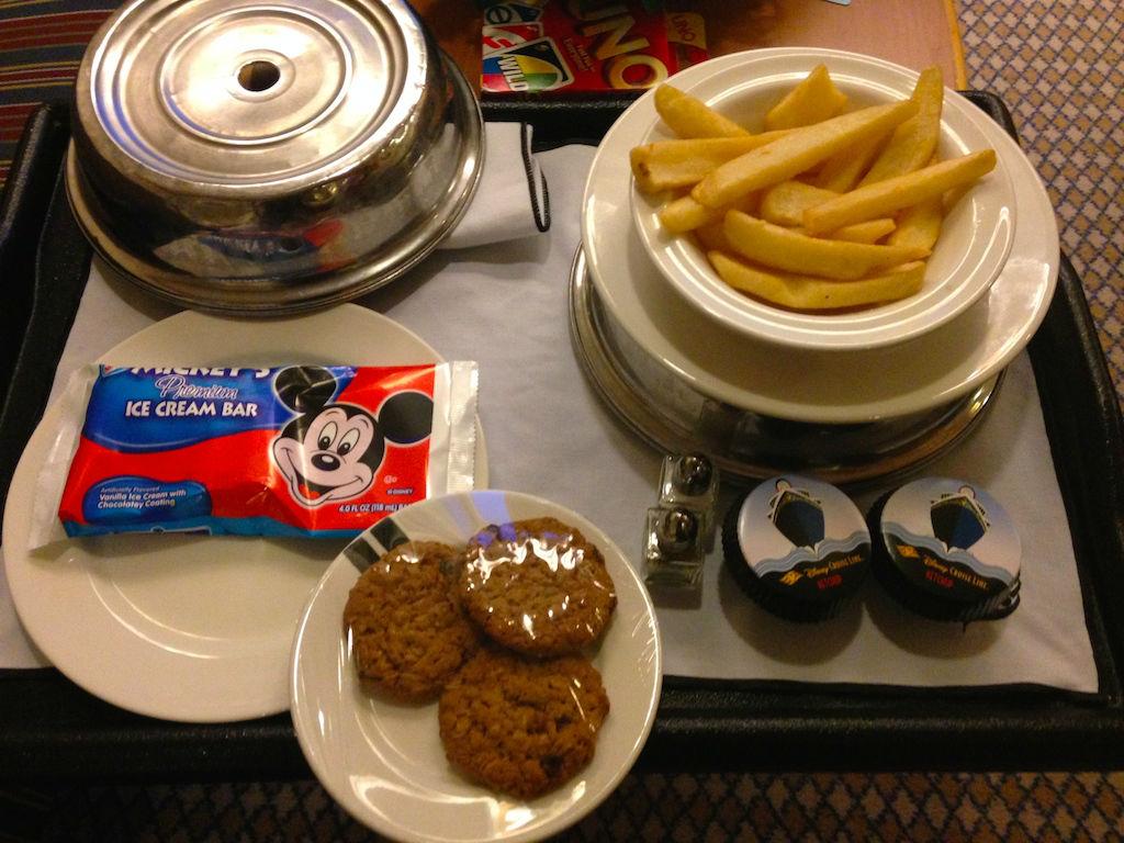 Room Service: SATURDAY SIX: Six Surprises Of The Disney Cruise Line