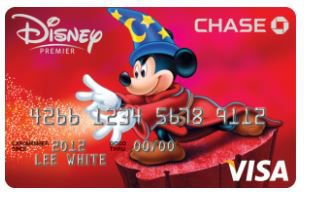 Disney Premier VISA Card comes with a $49 annual fee and an average 15% interest rate