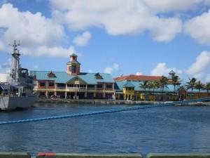 Nassau Harbor
