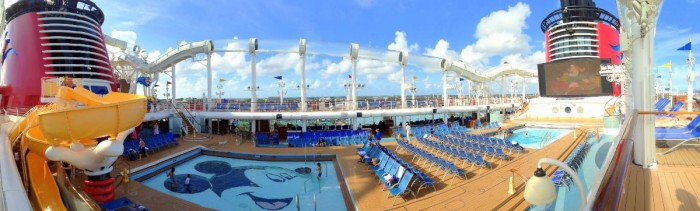 Disney Dream Deck 11