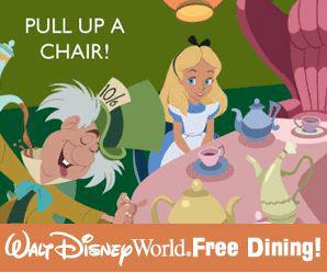 WDW Free Dining