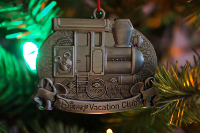 The 2014 DVC Merry Member Mixer ornament. (Photo by Julia Mascardo)