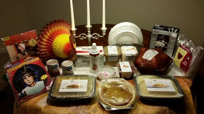 Thanksgiving Supplies