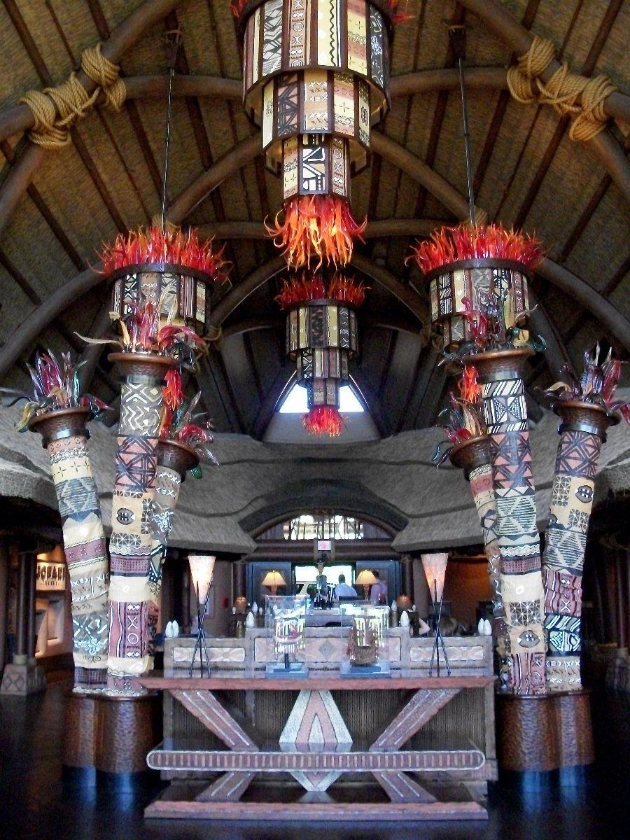 Review of an Animal Kingdom Lodge DVC Deluxe Studio Villa at Kidani ...