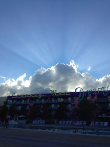 Cloud at Pop Century - Natalie Reinert