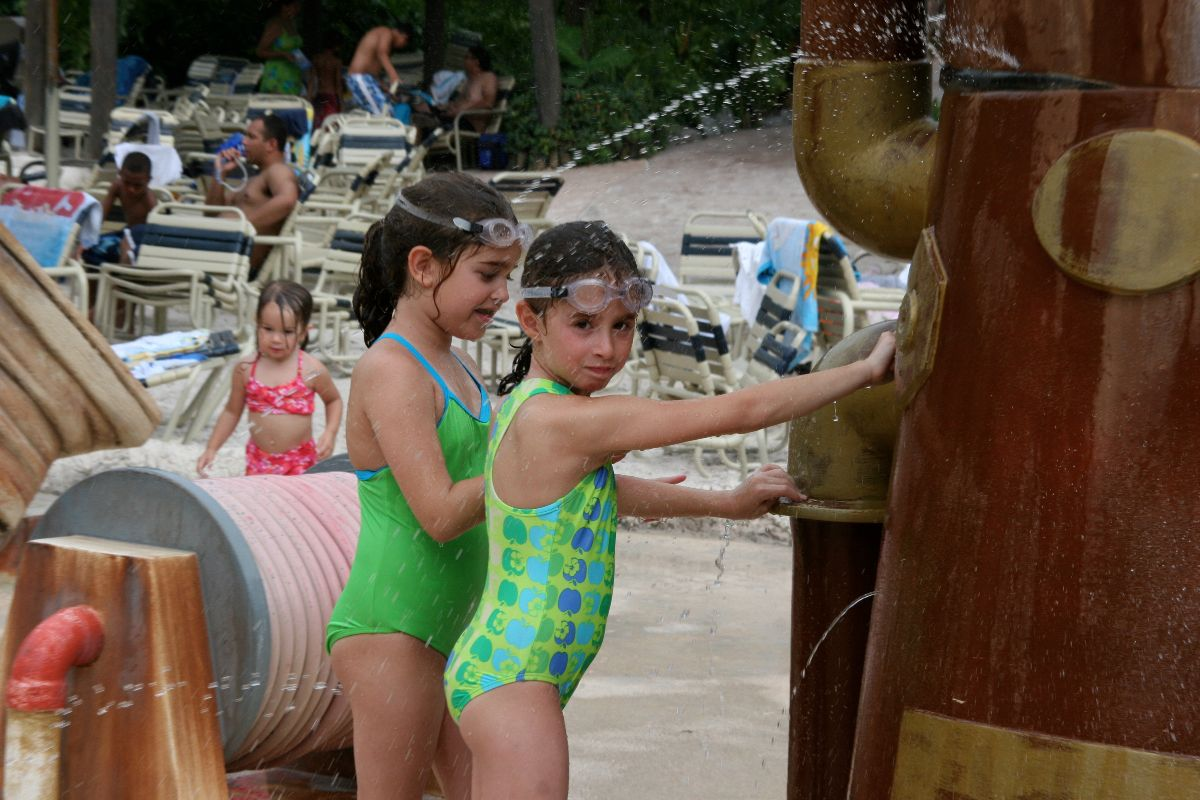 Should You Take Your Young Child to the Disney Water Parks ...
