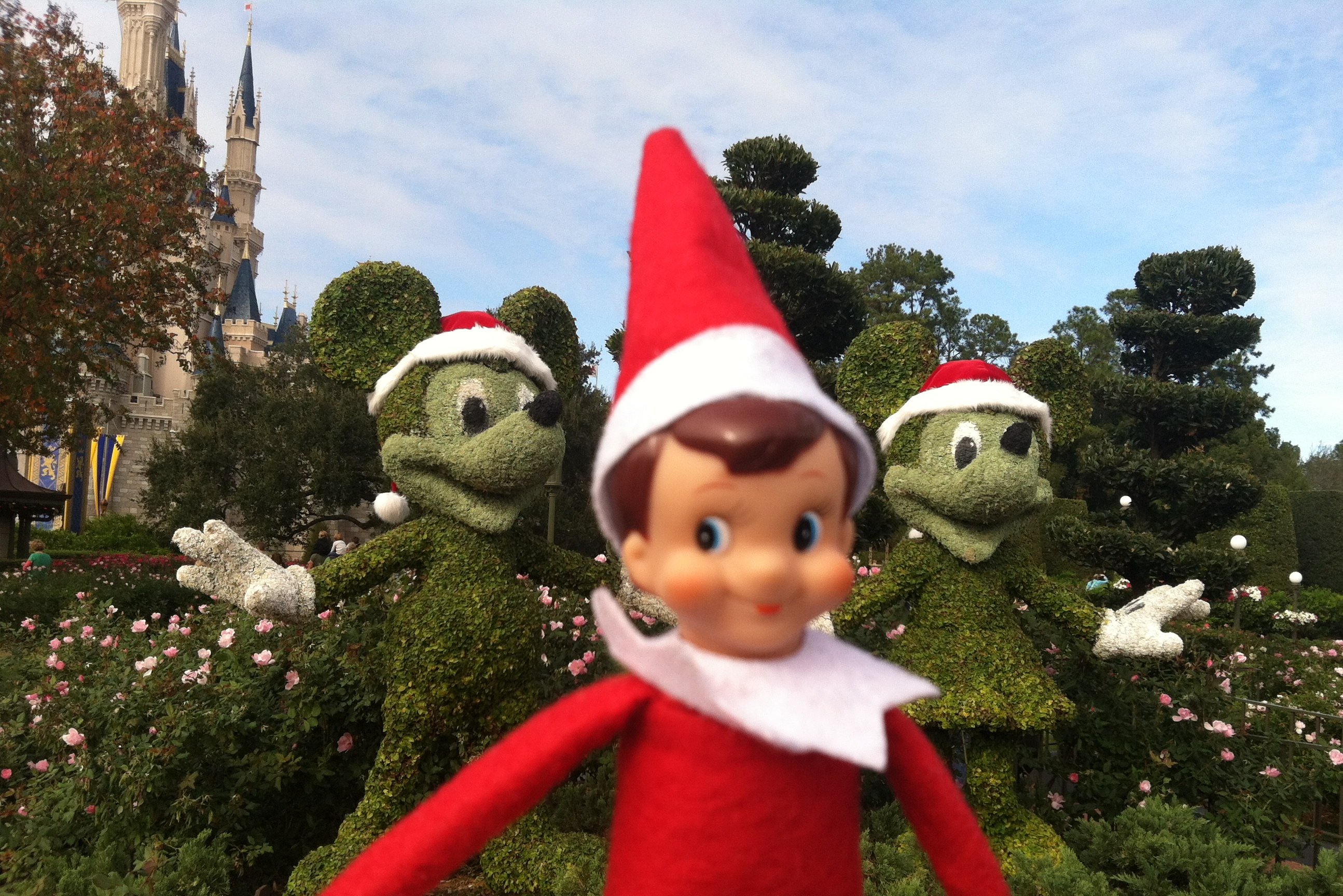 Elf On The Shelf In Disney World Touringplans Com