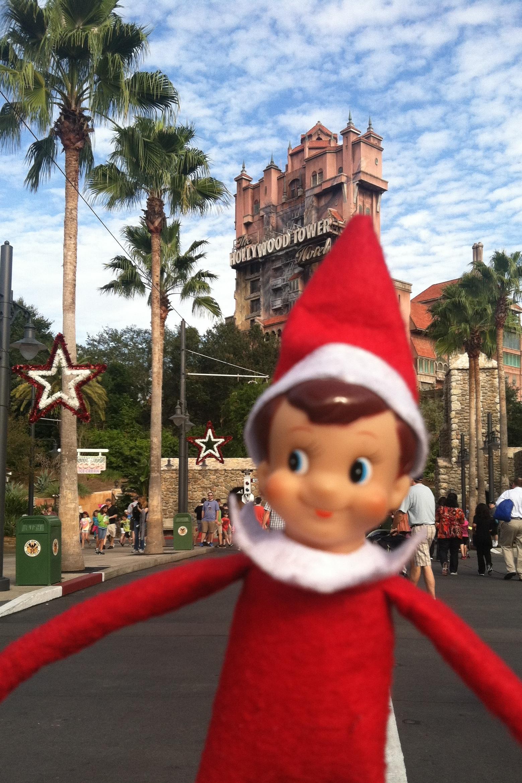 Elf The Shelf In Disney World TouringPlans