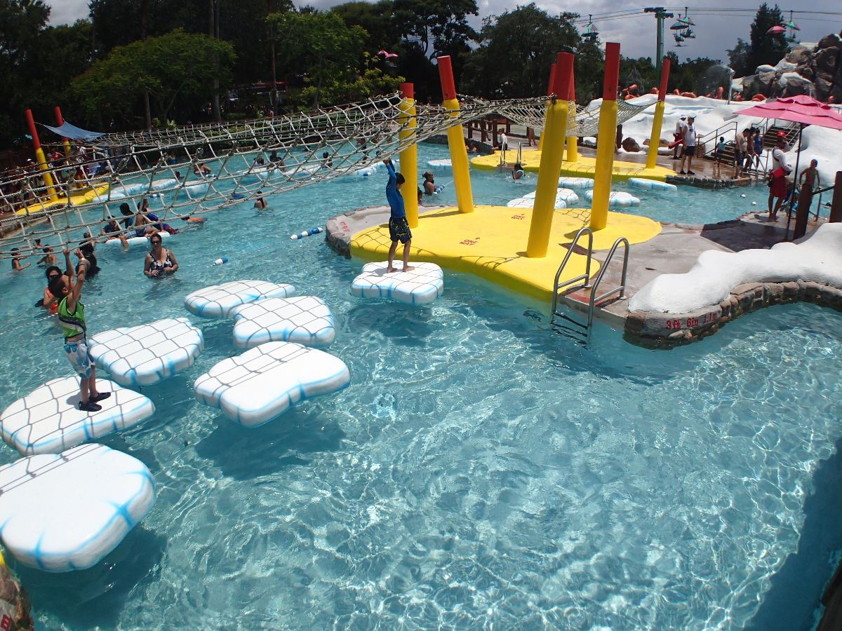 Should You Take Your Young Child To The Disney Water Parks