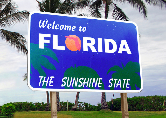 Relocating to Florida: Part One