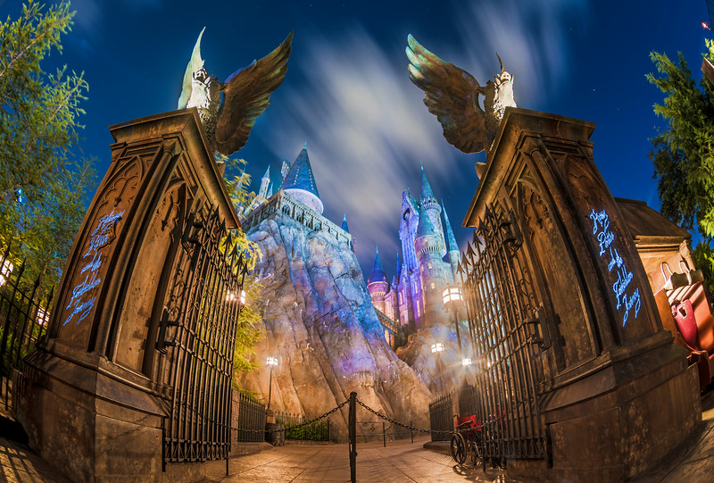 Six Best Attractions At Universal