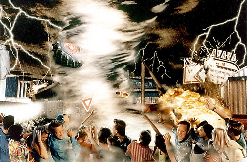 Twister... Ride It Out concept art