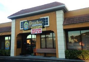 Preacher Bar Building - Natalie Reinert