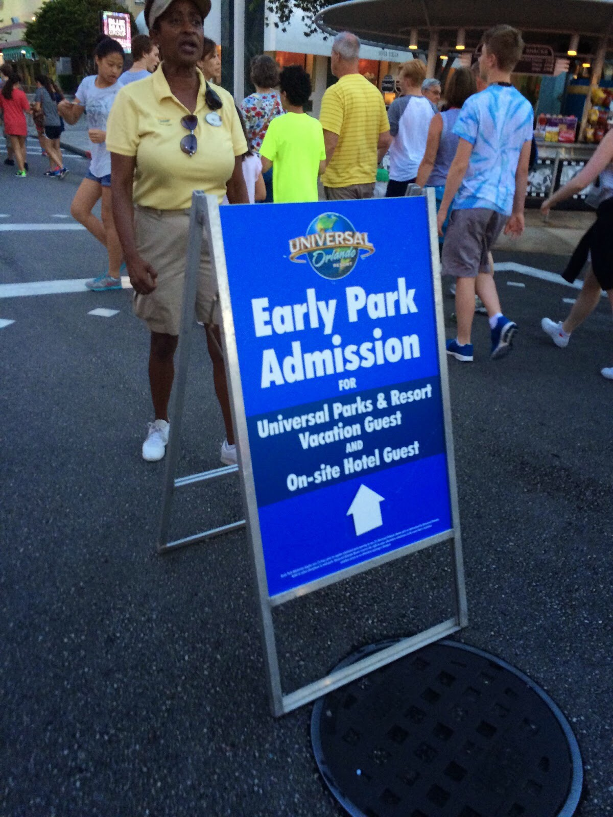 Universal Orlando Early Park Admission IOA