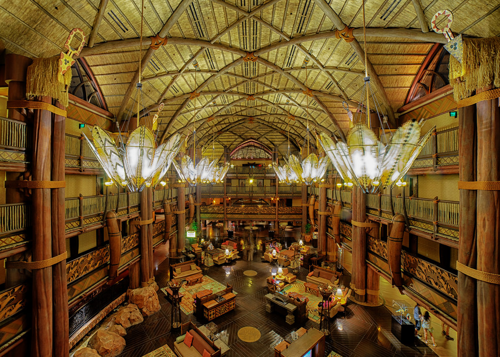 Six Reasons We Love Disney S Animal Kingdom Lodge
