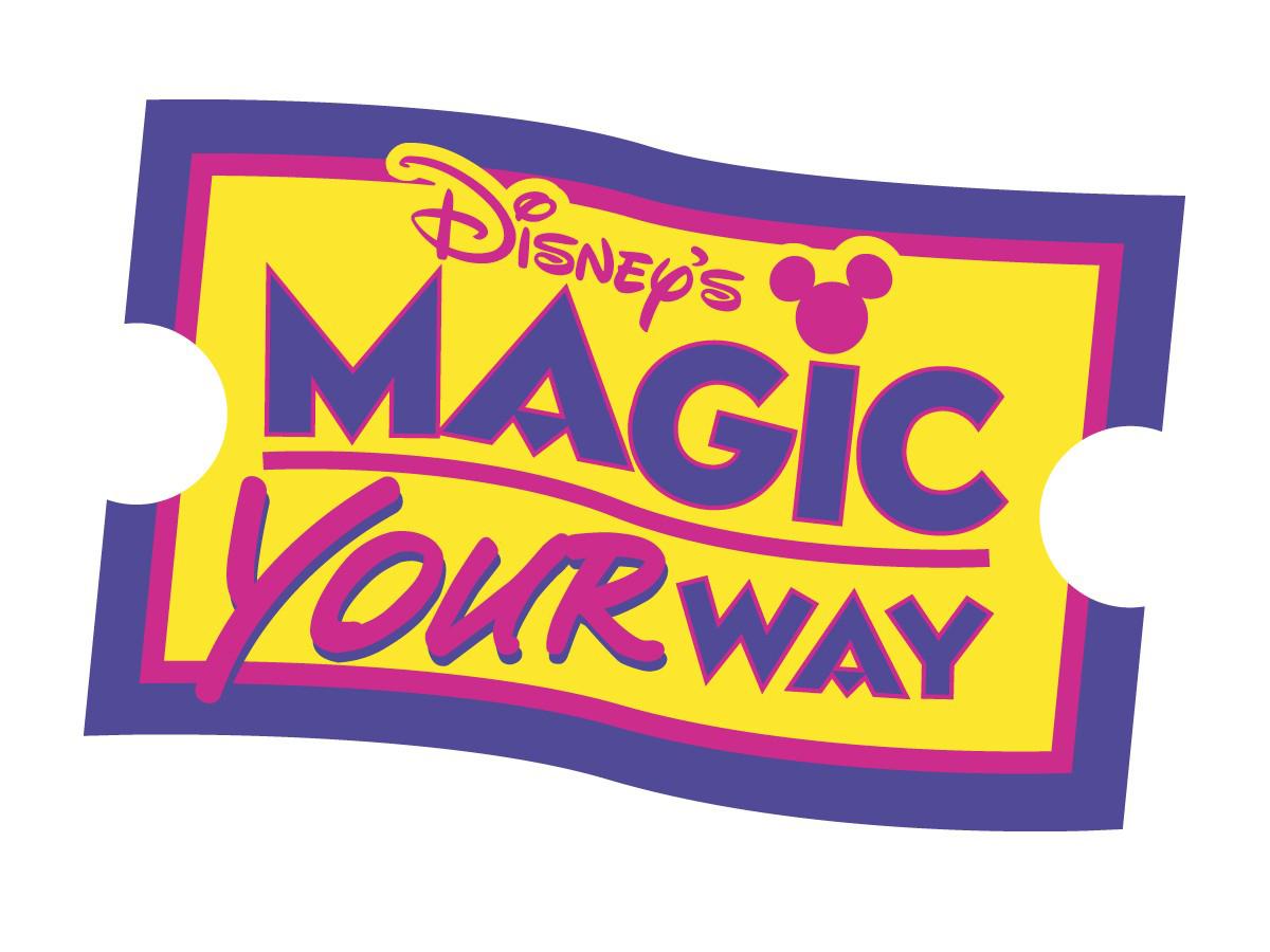 Disney World Ticket