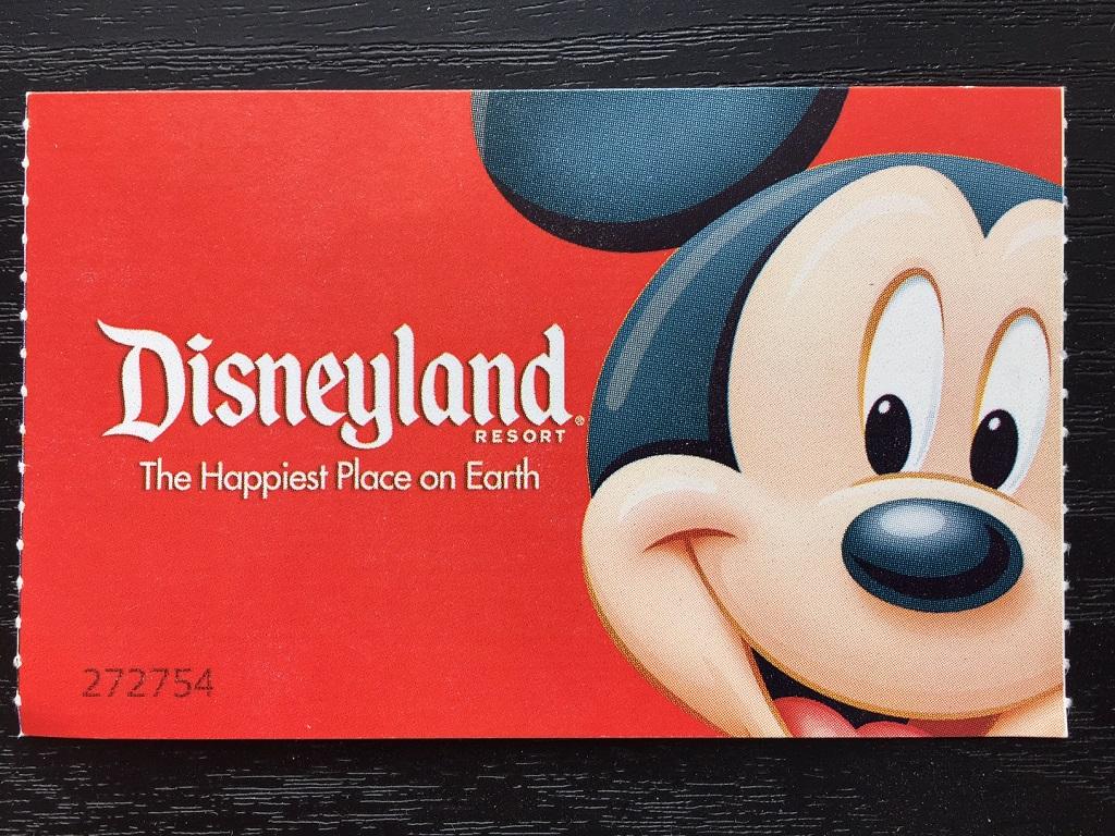 Disneyland com passes