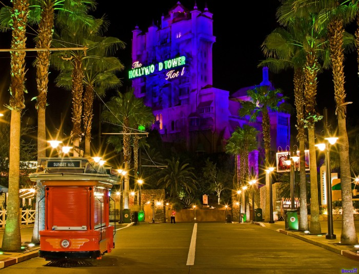 Tower of Terror at Disney's Hollywood Studios