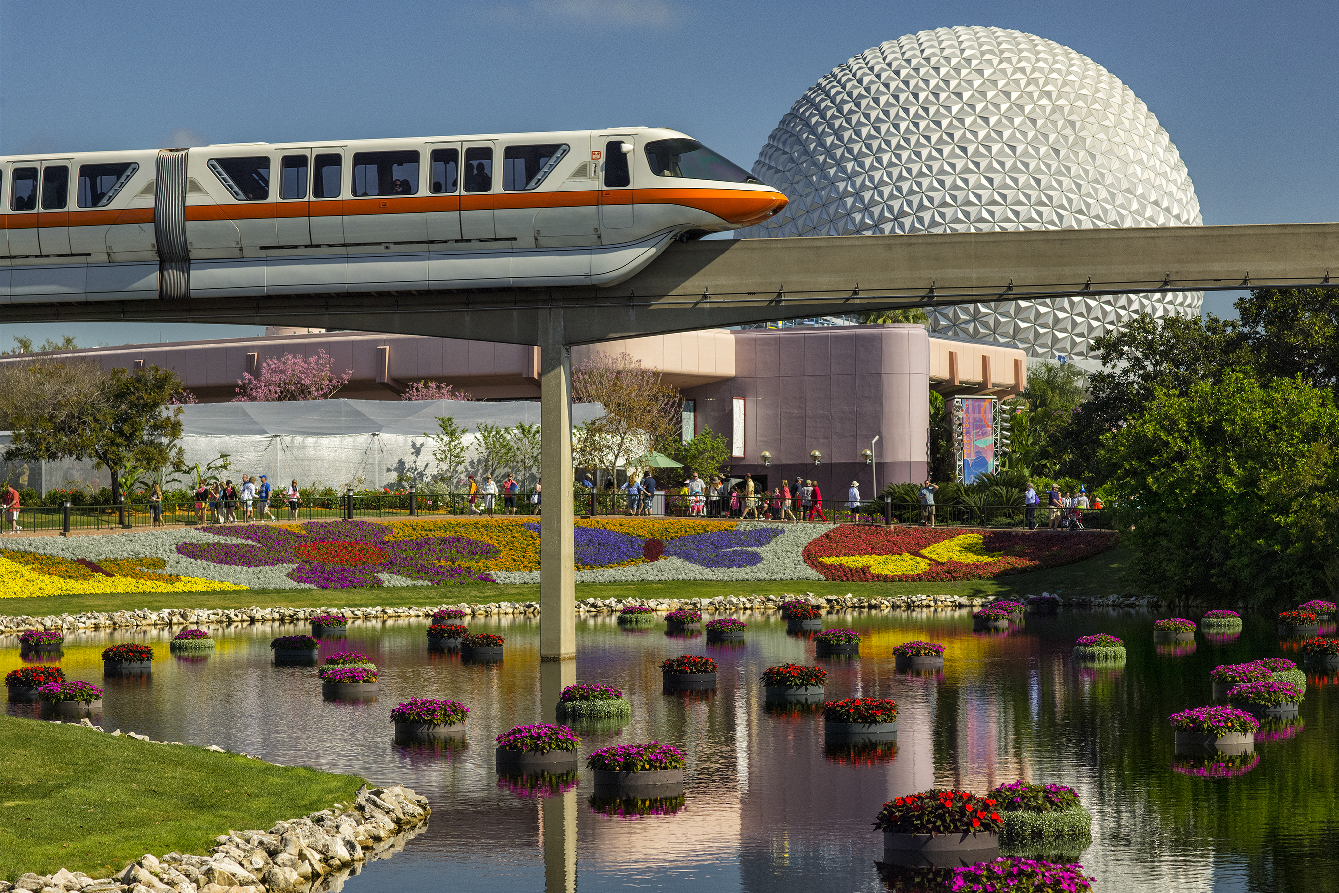 2015 Epcot Flower And Garden Festival Details