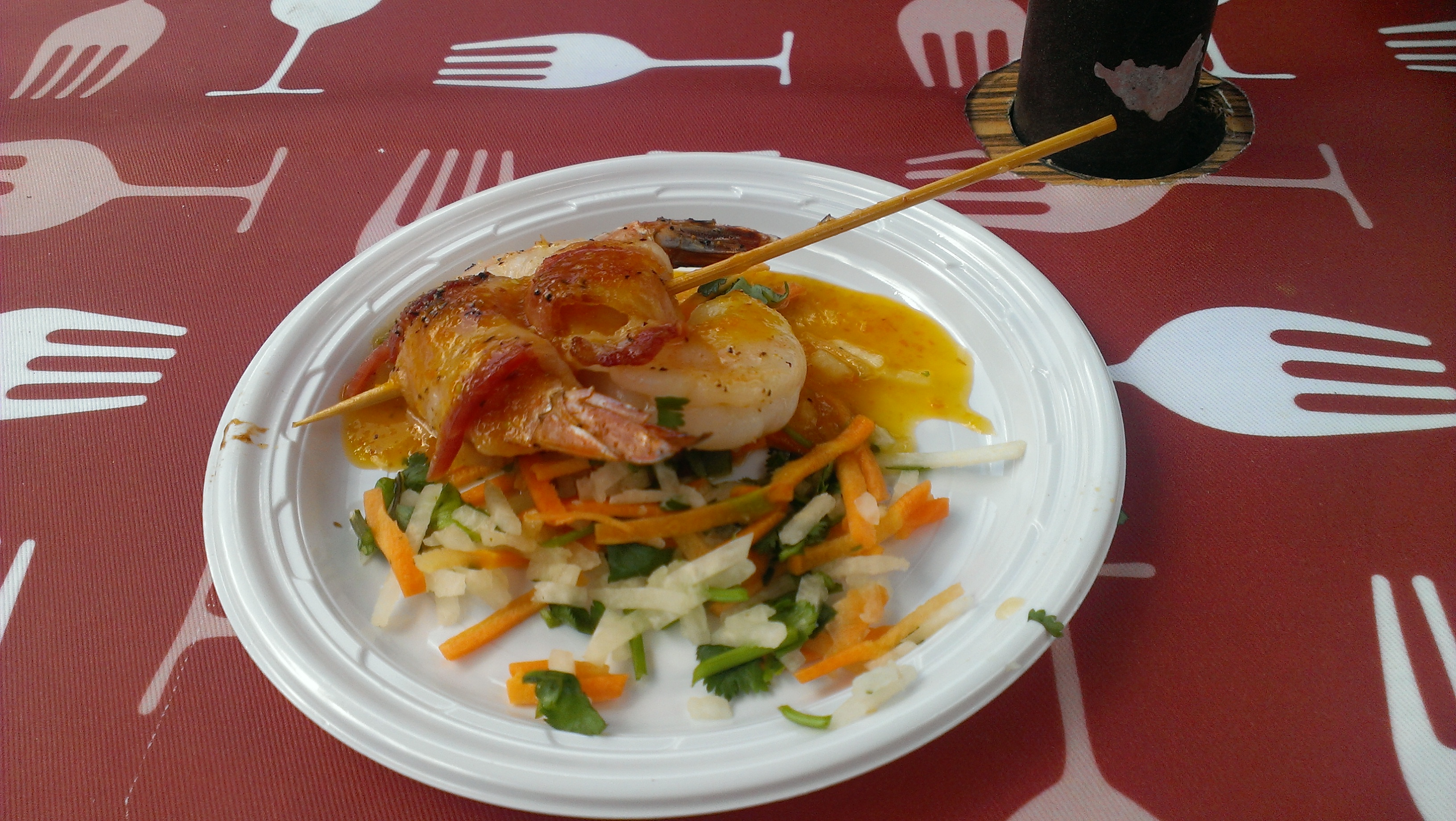 Epcot and Busch Gardens Food and Wine Festivals