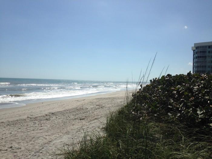 Cocoa Beach Public Access Parking