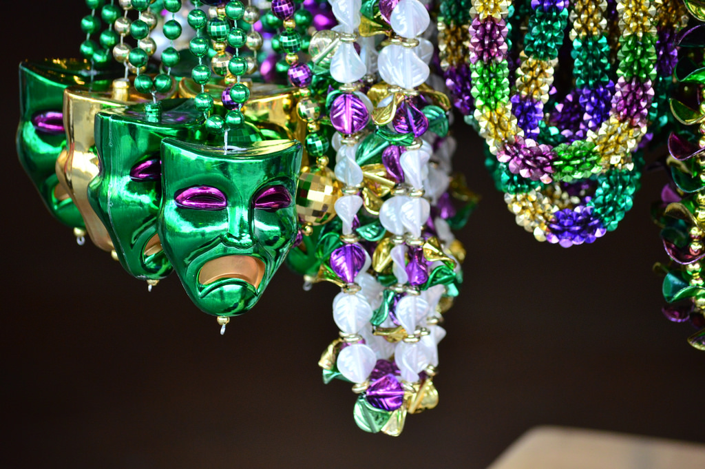 Mardigras Beads Glover