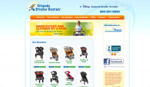 Photo - Orlando Stroller Rentals