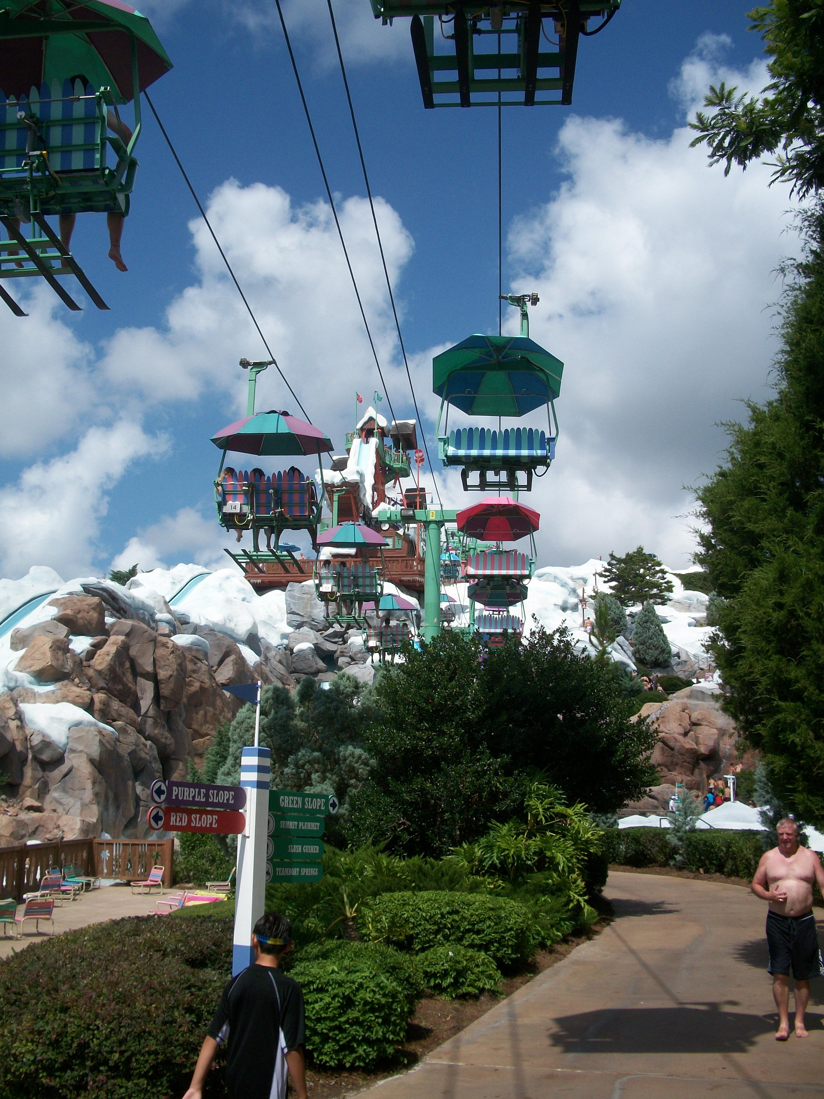 Disney Savvy Tips For Blizzard Beach Touringplans Com Blog