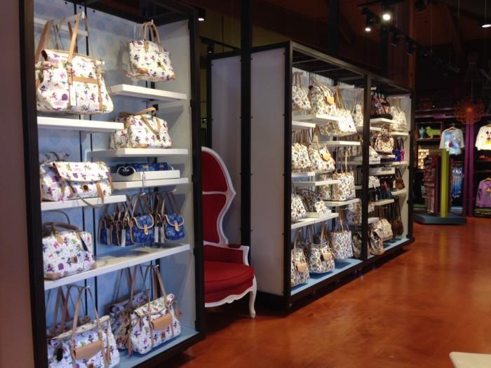 Disney Dooney & Bourke handbags